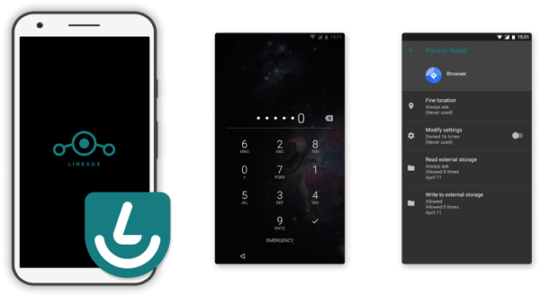 LineageOS.