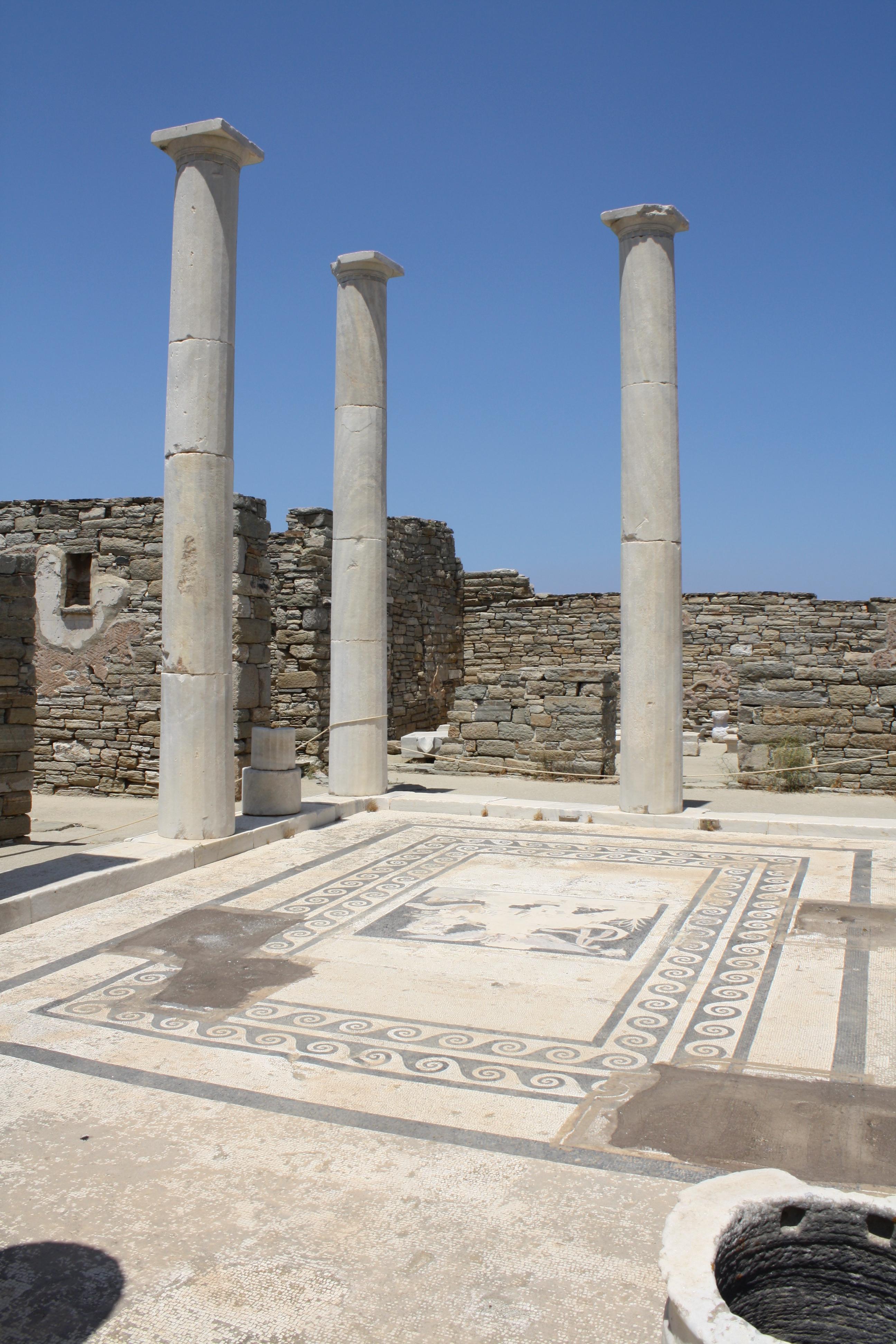 The Roman Domus (Article).