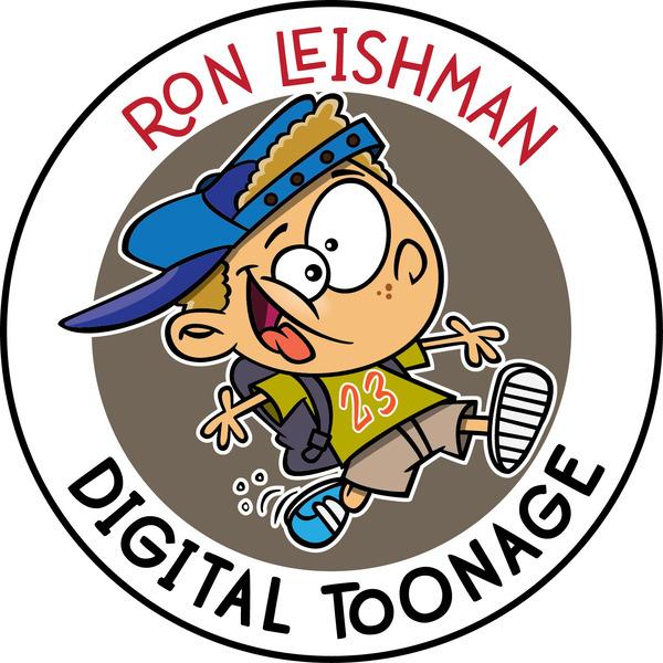 Ron Leishman Digital Toonage Teaching Resources.