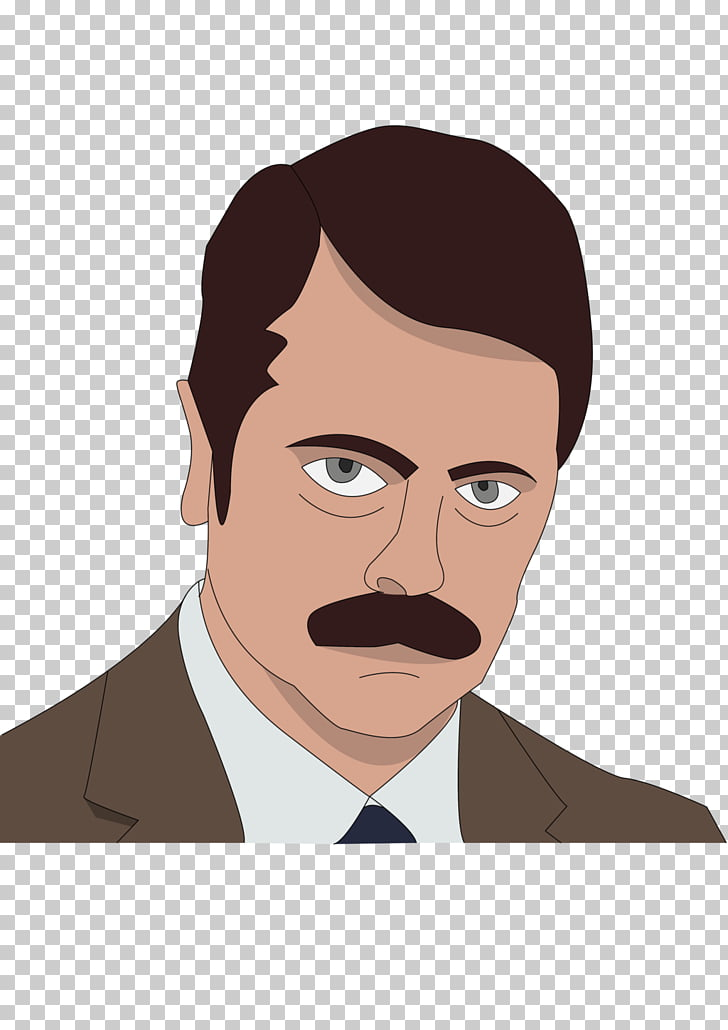 Rob Lowe Ron Swanson Parks and Recreation Tom Haverford.