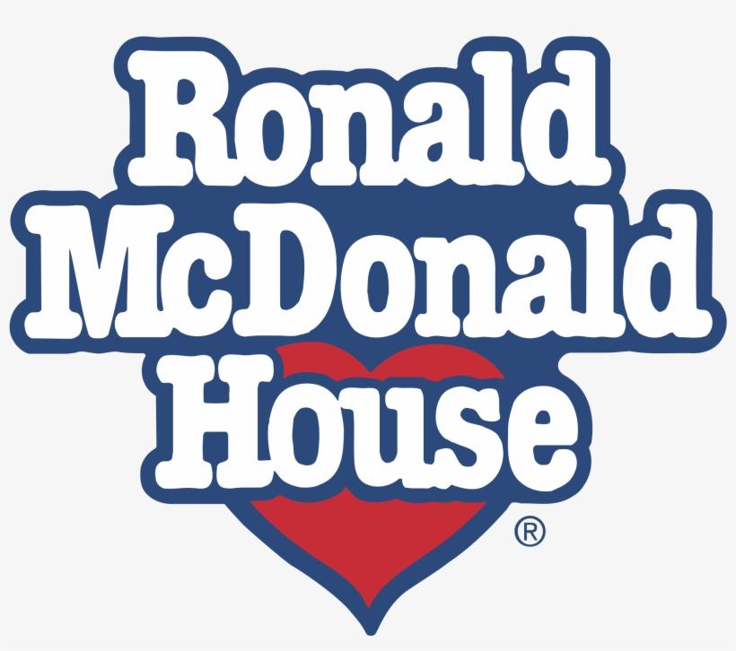 Ronald Mcdonald House Logo Png Transparent.