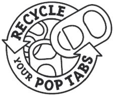 Ronald McDonald House Charities of Ann Arbor : Pop Tabs.