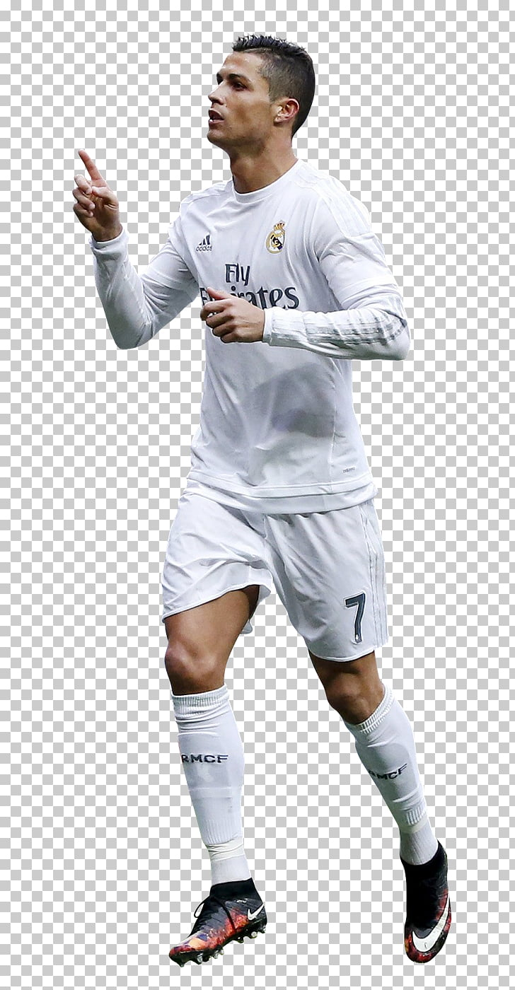 Cristiano Ronaldo Real Madrid C.F. Football player FC.