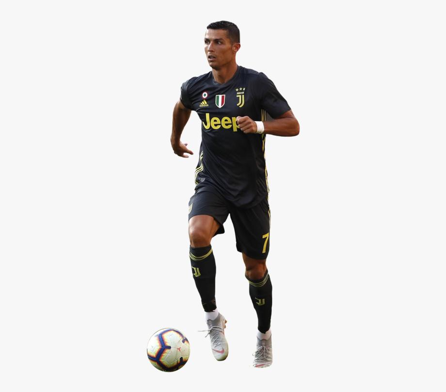 Ronaldo Render Juventus Transparent Clipart Image.