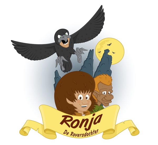 Illustration Ronja de Roversdochter on Behance.