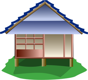 77 cottage free clipart.