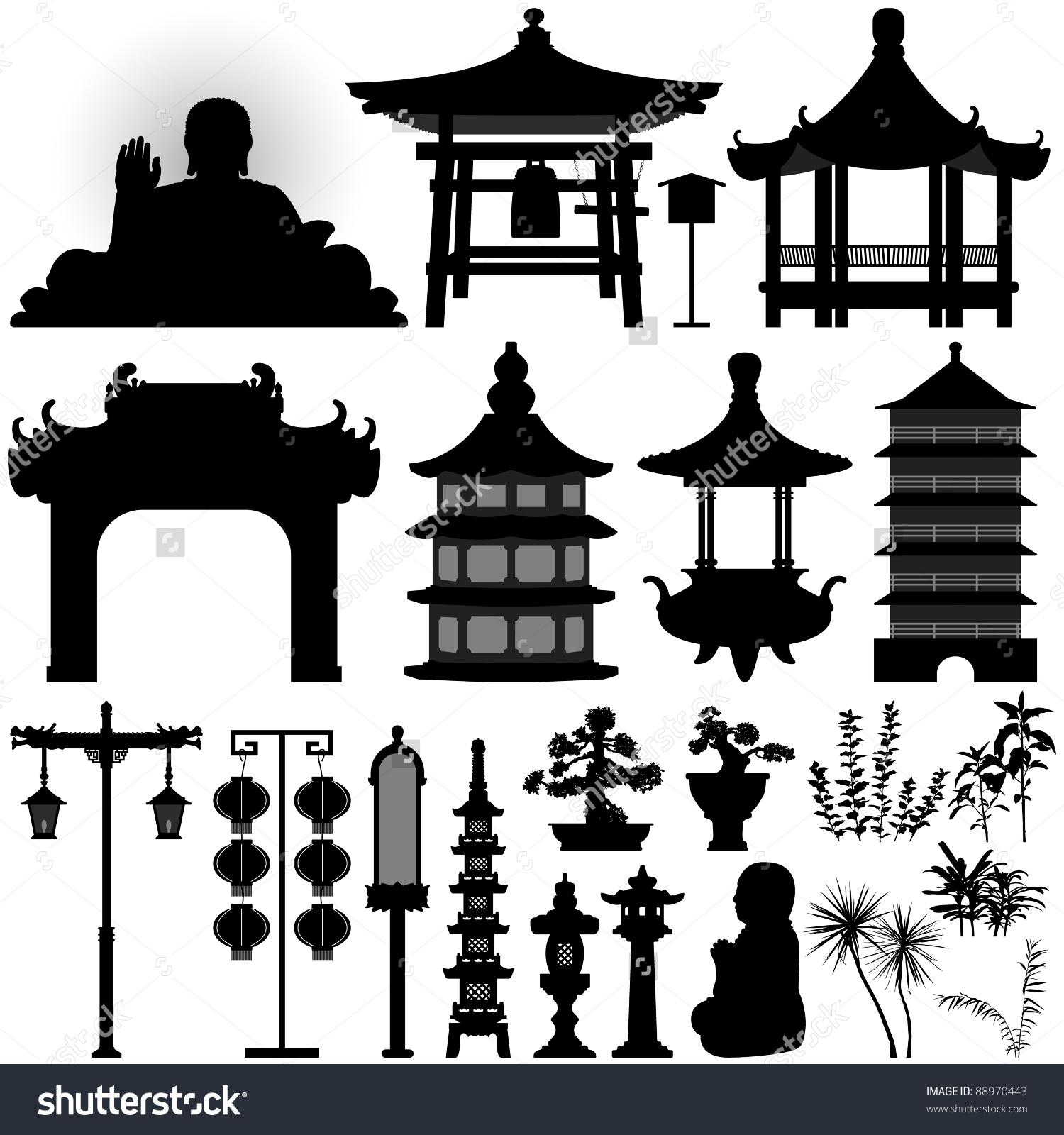 Chinese Architecture Wikipedia The Free Encyclopedia Hua Si.