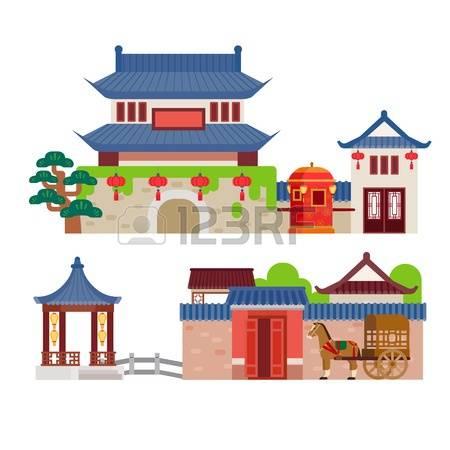 4,332 China Building Cliparts, Stock Vector And Royalty Free China.