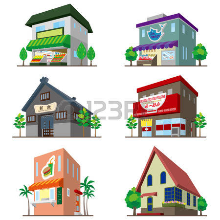1,332 Chinese Shops Stock Vector Illustration And Royalty Free.