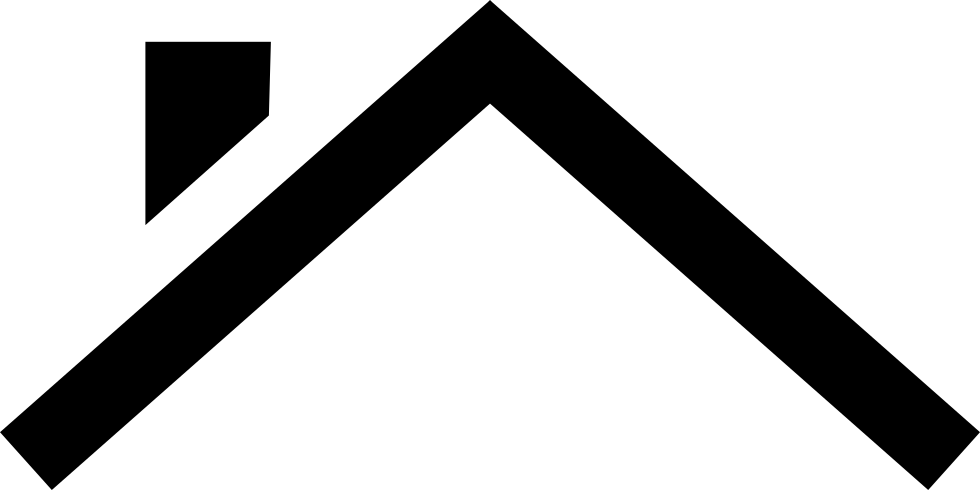 Roof Clipart Svg.