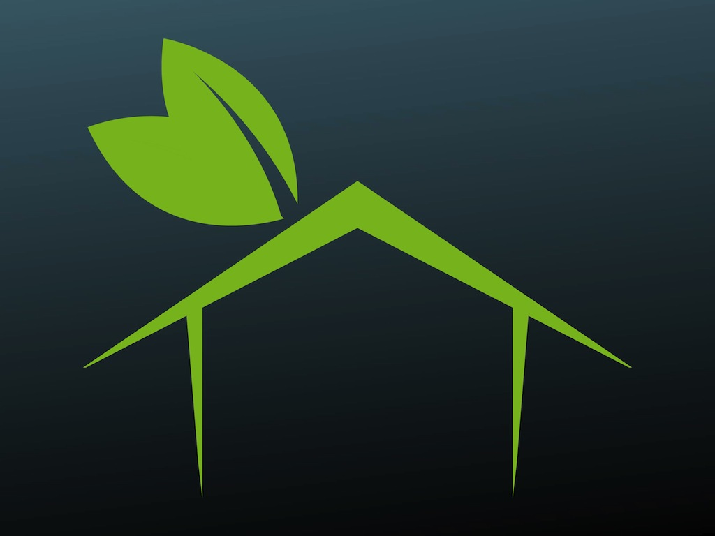 15 Simple Roof Icon Vector Free Image.