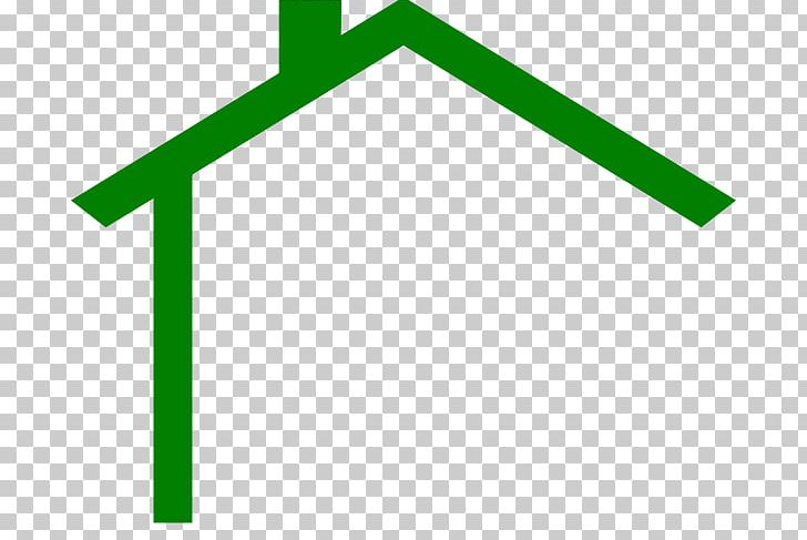 Green Roof House Computer Icons PNG, Clipart, Angle, Area.