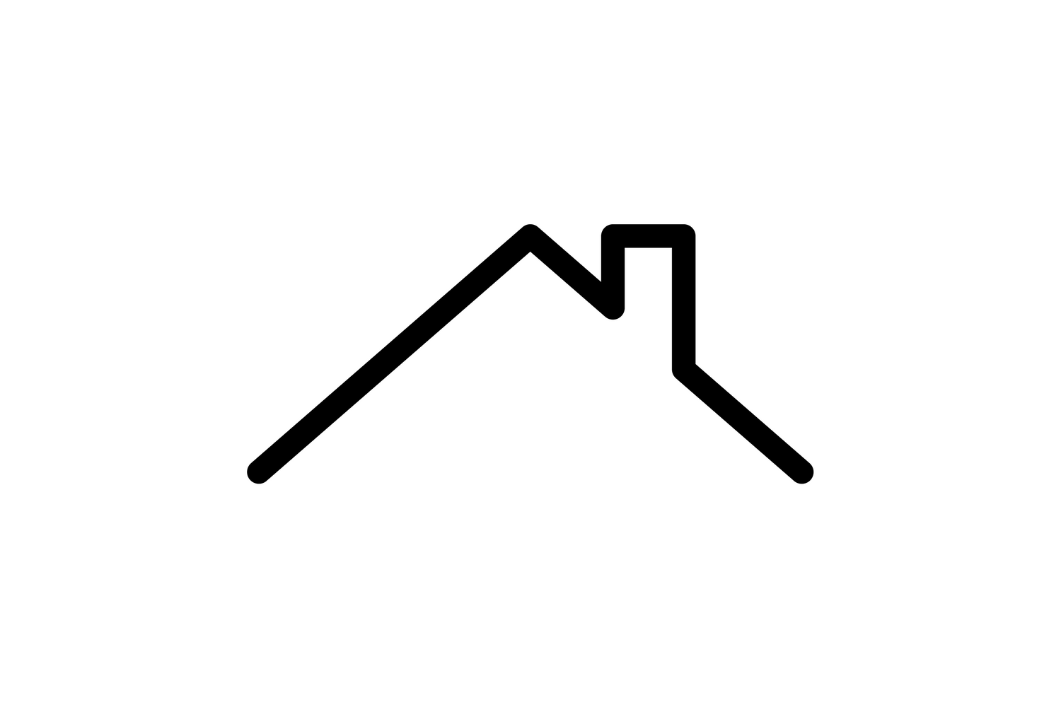 Roof Icon Png #343102.