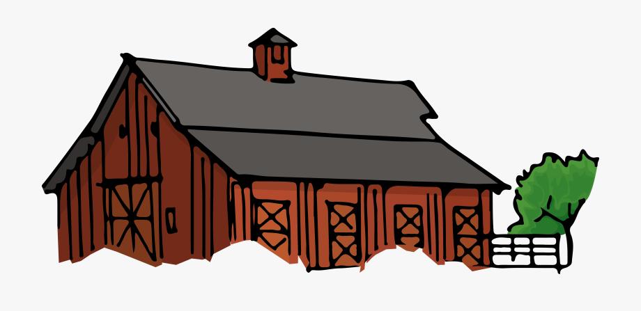 Clipart Barn Barn Roof.