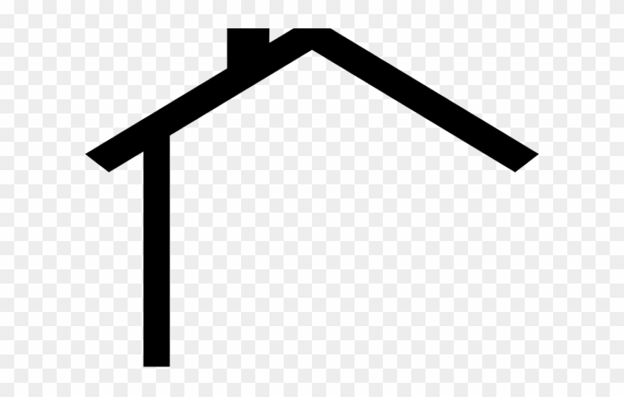 Roof Clipart Roof House.