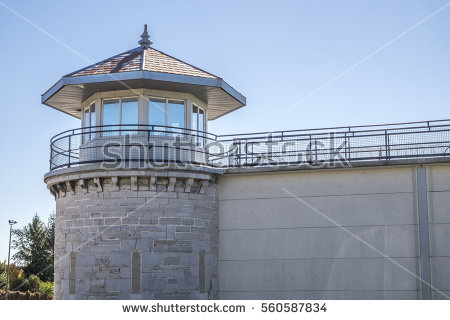 Prison Tower Stock Photos, Royalty.
