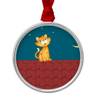Cat Clipart Ornaments & Keepsake Ornaments.