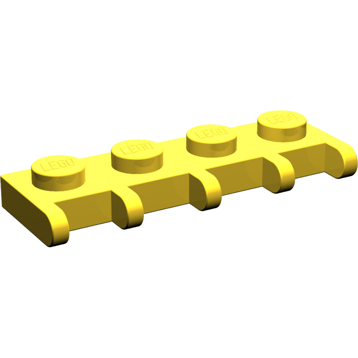 LEGO Hinge Plate 1 x 4 with Car Roof Holder (4315).