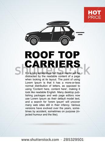 Roof Rack Stock Vectors & Vector Clip Art.