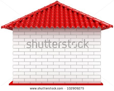 Red Roof Clipart.