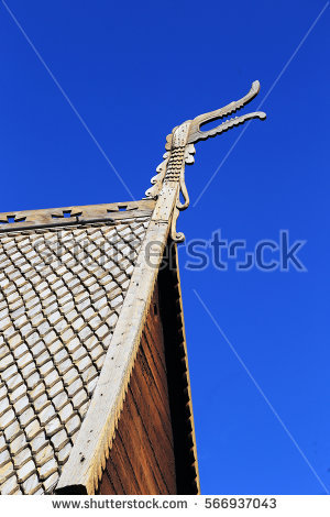 Roof Ridge Stock Photos, Royalty.