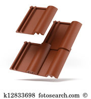 Tile roof Illustrations and Clipart. 1,374 tile roof royalty free.