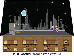 Rooftop Clipart Illustrations. 830 rooftop clip art vector EPS.