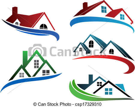 Roof Clipart.