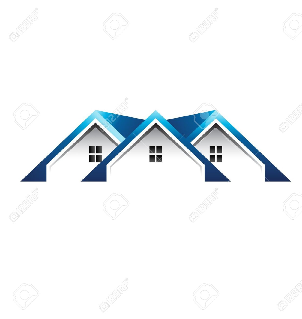 Roof Houses Royalty Free Cliparts, Vectors, And Stock Illustration.
