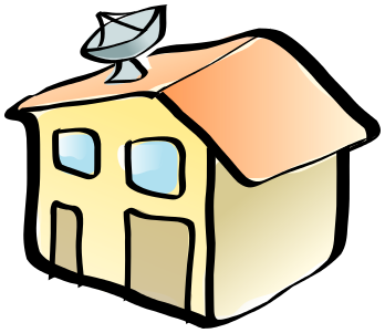 Homes Clip Art Download.