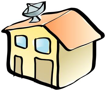 Homes Clip Art Download.