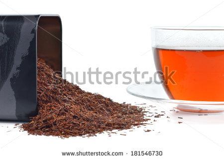 Rooibos Tea Stock Photos, Royalty.