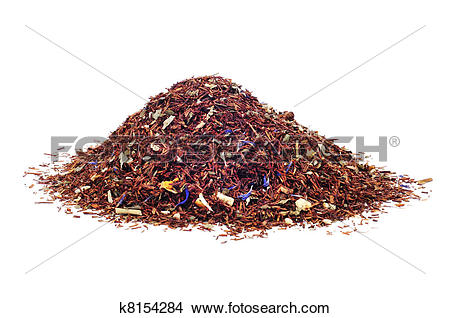 Stock Photo of rooibos tea k8154284.