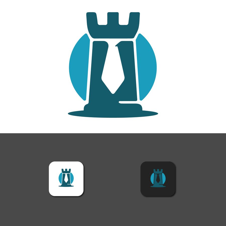Entry #24 by mario91sk for Rook Logo and Icon.