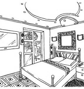 Room Clipart Black And White Clipground
