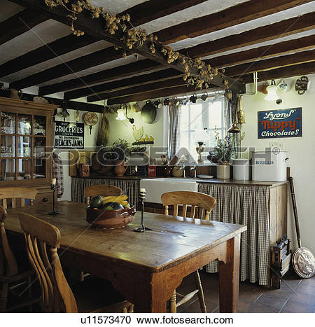 Stock Photography of flowers, interior, dried, hops, beams.