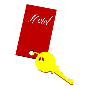 Room key clipart.
