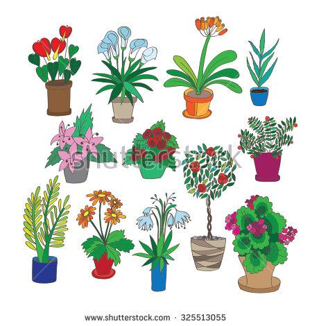 House Plant Vectores, imágenes y arte vectorial en stock.