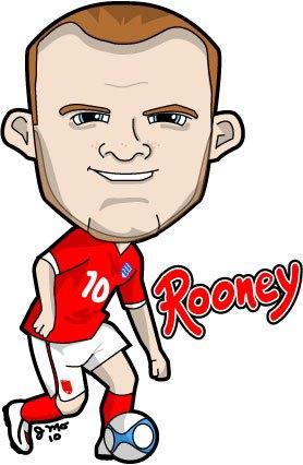 Rooney Cartoon.
