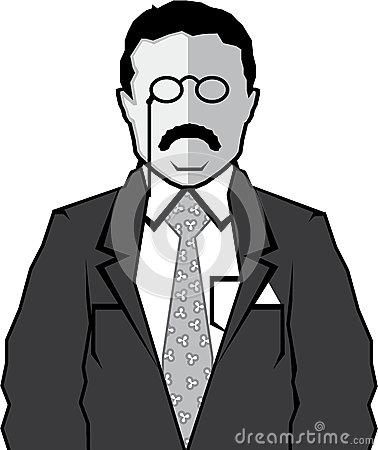 Roosevelt Clip Art.