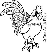 Rooster Illustrations and Clipart. 16,167 Rooster royalty free.