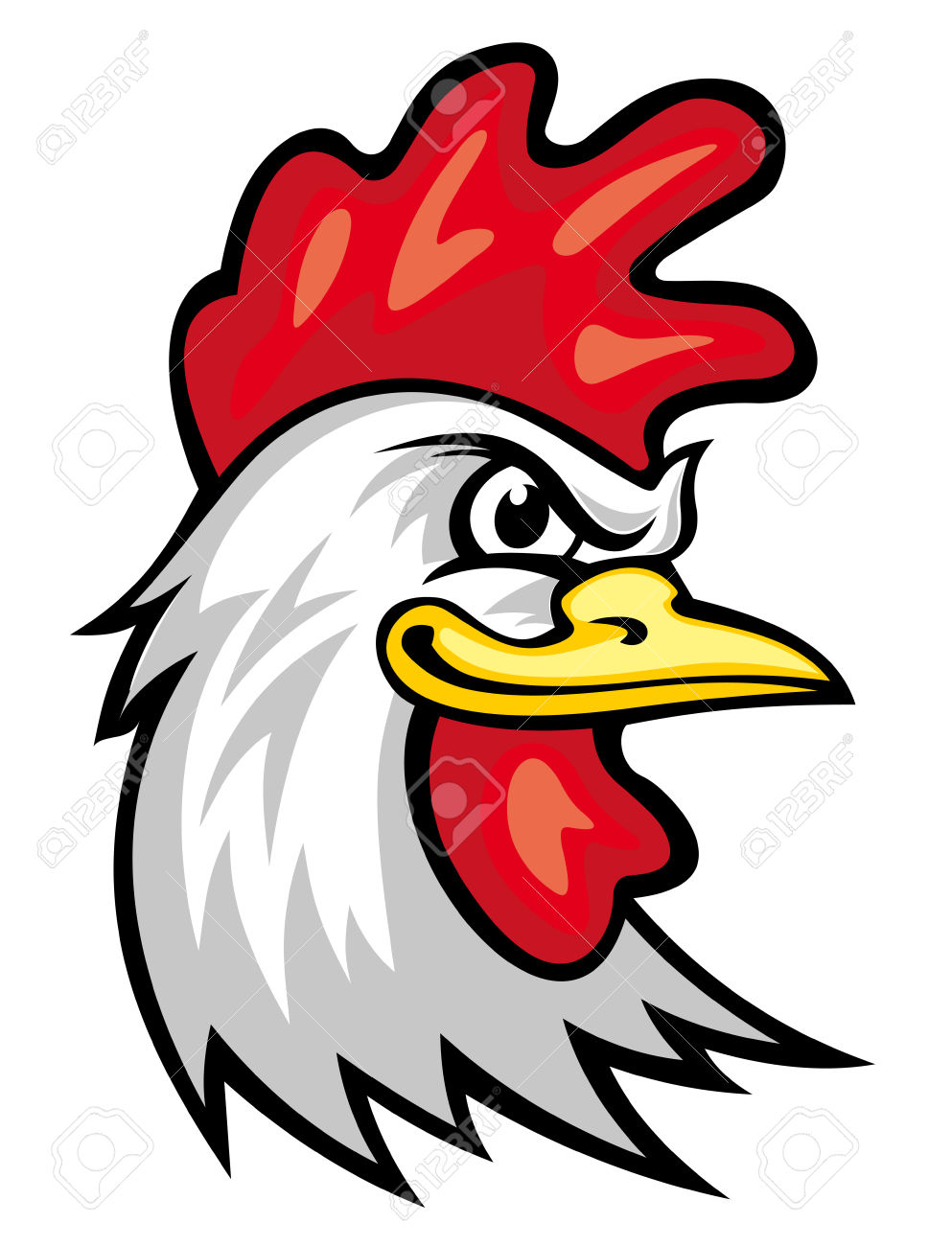 Rooster Head Stock Photos Images. Royalty Free Rooster Head Images.