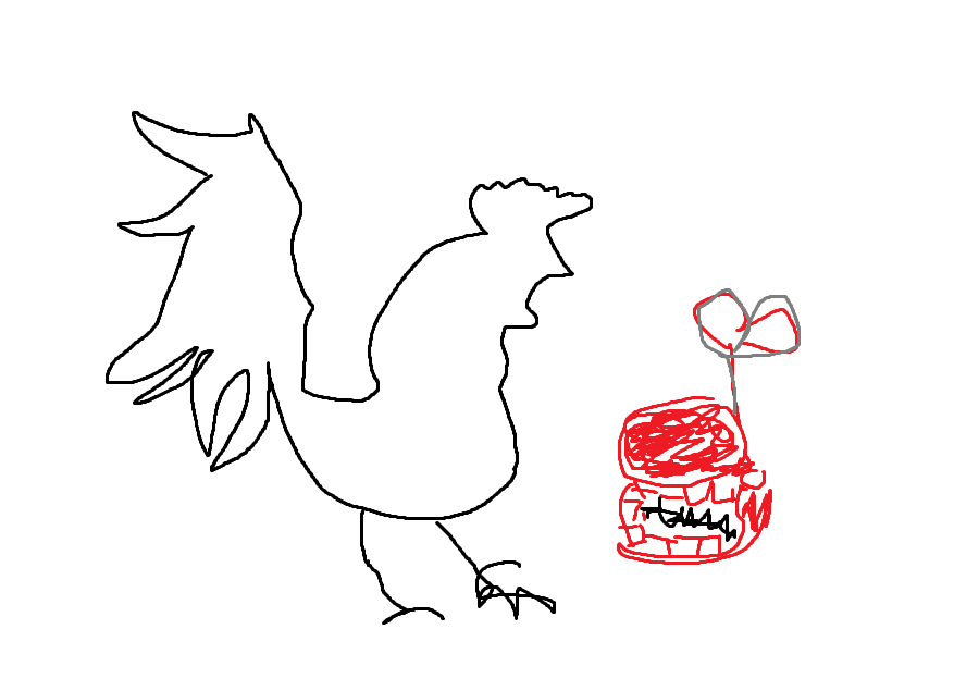 Draw The RoosterTeeth Logo!.