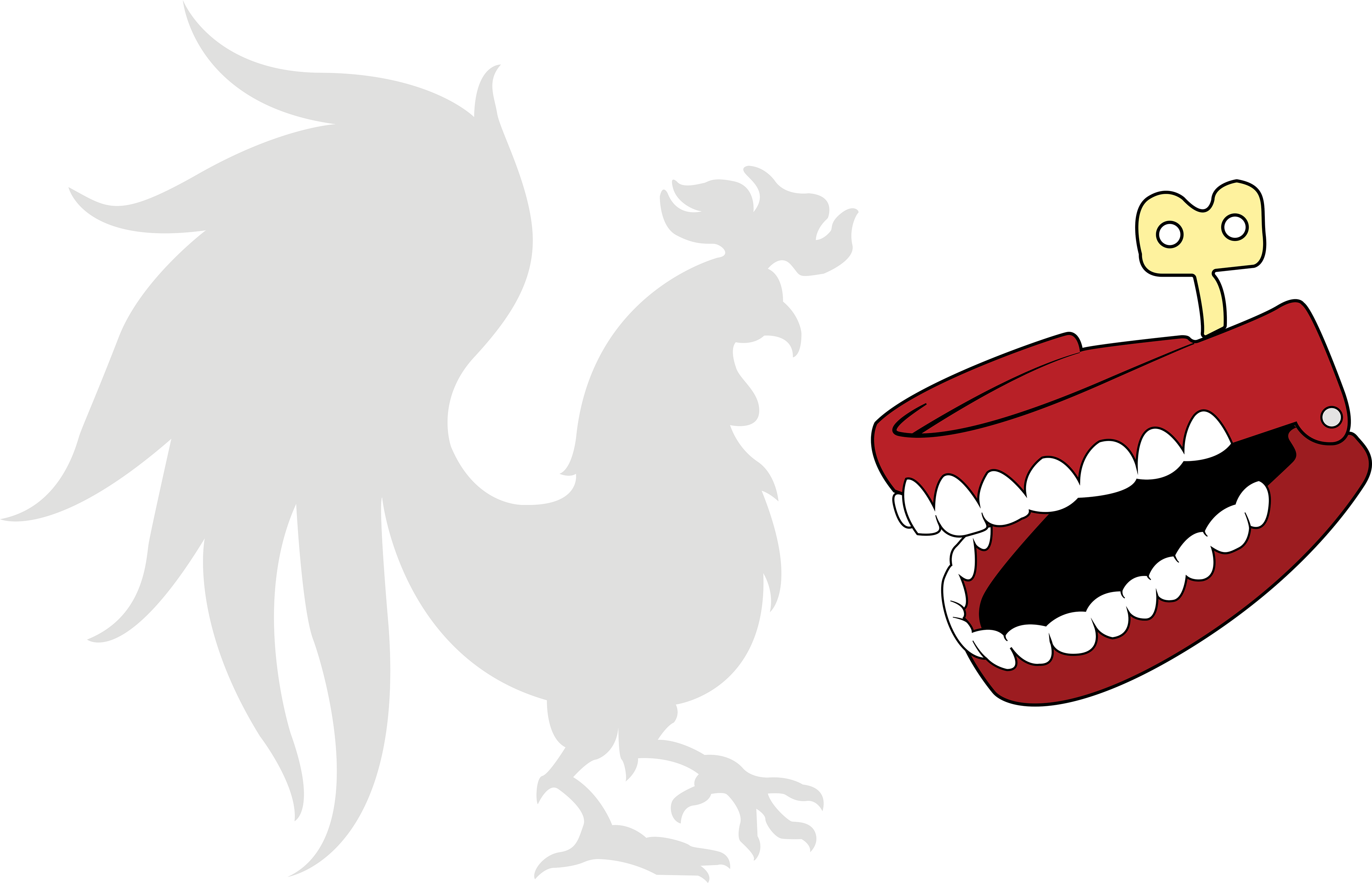 Rooster teeth logo png 7 » PNG Image.