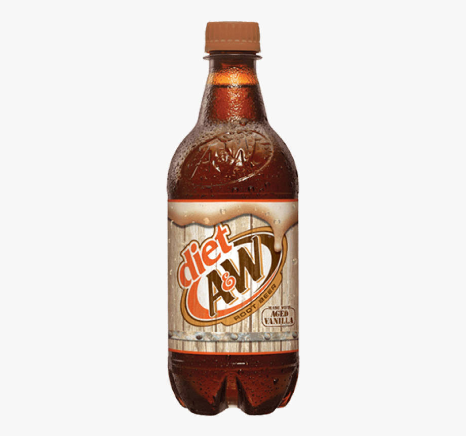 Au0026w Diet Root Beer.