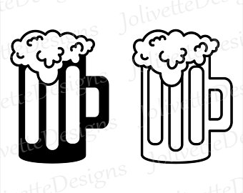 Beer clipart black and white, Picture #269436 beer clipart.