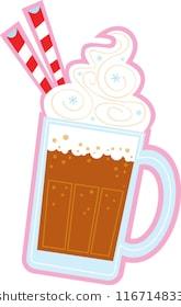 Root Beer Float Clipart Free Download Clip Art.