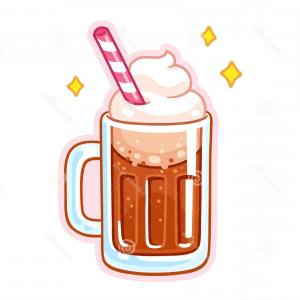 Wjwjtobeer Clipart Root Beer Float Png Download.