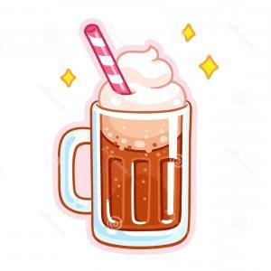 Wjwjtobeer Clipart Root Beer Float Png Download.