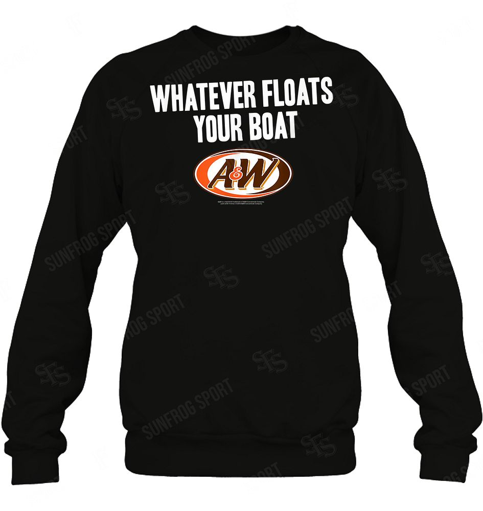 A&W Root Beer Logo T.